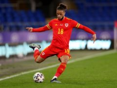 Tyler Roberts missed Wales' World Cup qualifying win against the Czech Republic (David Davies/PA)