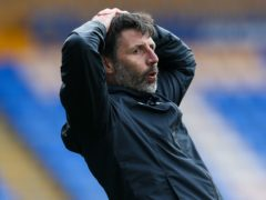Portsmouth manager Danny Cowley says his team need to be better (Barrington Coombs/PA)