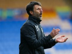 Portsmouth manager Danny Cowley was pleased to see John Marquis back on the scoresheet (Barrington Coombs/PA)