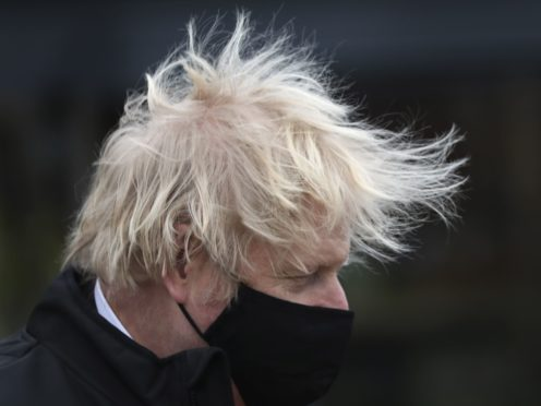 Prime Minister Boris Johnson admits more needs to be done to tackle racism in the UK (Scott Heppell/PA)