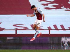 Trezeguet scored twice as Aston Villa came back to win (Nick Potts/PA)