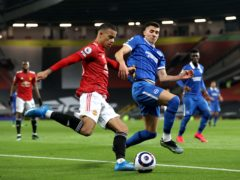 Mason Greenwood impressed Ole Gunnar Solskjaer on Sunday (Clive Brunskill/PA)