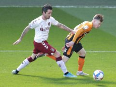 Alan Sheehan (left) has been ruled out for the rest of the season (PA)