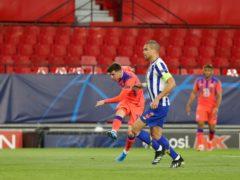 Mason Mount gives Chelsea the lead (Angel Fernandez/PA)