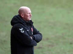 Fleetwood manager Simon Grayson has a few decisions to make ahead of the visit of MK Dons after three defeats in four matches (Richard Sellers/PA)
