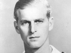 The Duke of Edinburgh pictured in 1951 (PA)