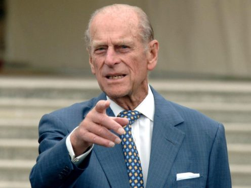 The Duke of Edinburgh died at the age of 99 (Steve Parsons/PA)