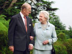The royal couple (Fiona Hanson/PA)