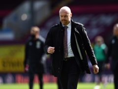 Sean Dyche said he was focused on performances, not results, after a frustrating loss to Newcastle (Stu Forster/PA)