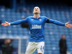 Ryan Kent has been advised to forget about leaving Ibrox by former Rangers ace Mark Walters (Andrew Milligan/PA)