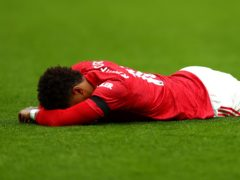 Marcus Rashford will be checked (Clive Rose/PA)