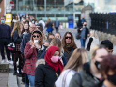 Primark saw record sales in the first week since stores reopened (Joe Giddens / PA)