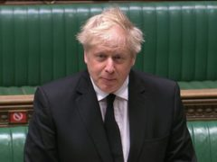 Prime Minister Boris Johnson (House of Commons)