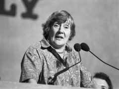 SDP president Shirley Williams pictured in 1987 (PA)