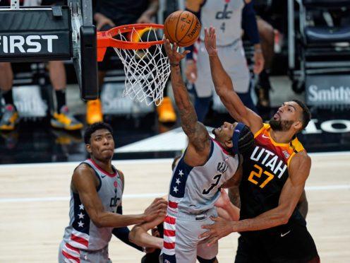 Utah Jazz's franchise-record winning streak ended at 24 games against the Washington Wizards (Rick Bowmer/AP)