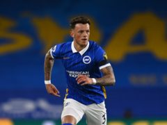 Brighton defender Ben White is available again to take on his former team Leeds (Glyn Kirk/PA)