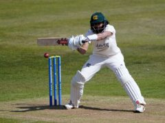 Haseeb Hameed struck two centuries for Nottinghamshire in their match at Worcestershire last week (Zac Goodwin/PA)
