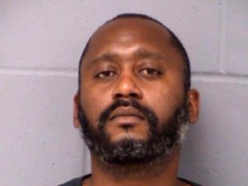 Stephen Broderick, 41, is being sought by police (Austin Police Department via AP)