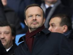 Ed Woodward has resigned (Martin Rickett/PA)