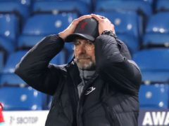 Jurgen Klopp says Liverpool's players should not face criticism over the European Super League (Clive Brunskill/PA)