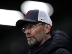 Jurgen Klopp said he was determined to help put things right at Liverpool (Lee Smith/PA)