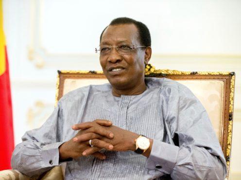 Chadian President Idriss Deby Itno (Andrew Harnik/AP)
