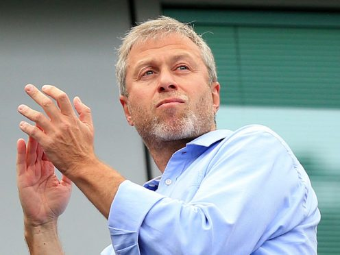 Chelsea's players are understood to have been pleased with the intervention of owner Roman Abramovich, pictured, over the club's European Super League exit (Mike Egerton/PA)
