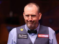 Mark Williams has blasted critics of his controversial break-off technique (George Wood/PA)