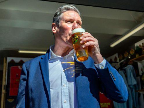 Labour leader Sir Keir Starmer (Peter Byrne/PA)