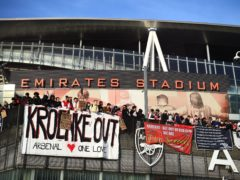 Arsenal are not for sale, according to the owners (Kirsty O;Connor/PA)