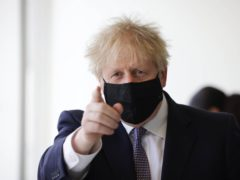 Boris Johnson could be at increased risk of snooping from hostile states, it has been warned, following revelations his mobile phone number was publicly available online (Dan Kitwood/PA)
