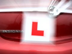 Learner drivers taking tests when they resume this week have admitted feeling 'rusty' behind the wheel (David Jones/PA)