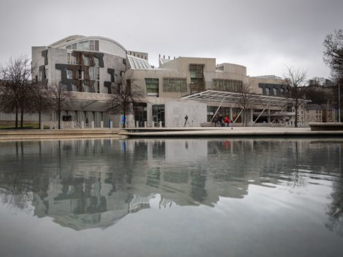 Labour's Anas Sarwar wants a 'Clean Up' Commission to be established at Holyrood (Jane Barlow/PA)