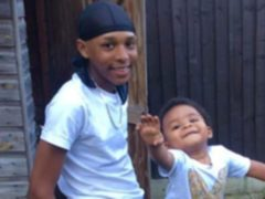 Levi Ernest-Morrison, 17, who was stabbed to death in Sydenham on Saturday (Metropolitan Police/PA)