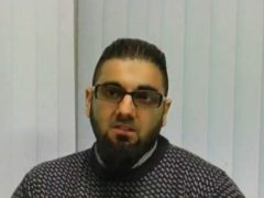 Usman Khan in March 2019 (Metropolitan Police/PA)