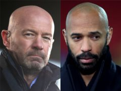 Alan Shearer and Thierry Henry (PA)