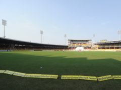 The play-offs and final of IPL 2021 were due to be played in Ahmedabad (Anthony Devlin/PA)
