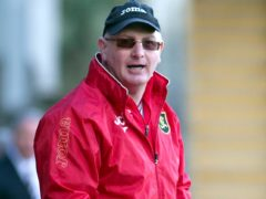 John McGlynn has praised the spirit of Lewis Vaughan (PA)