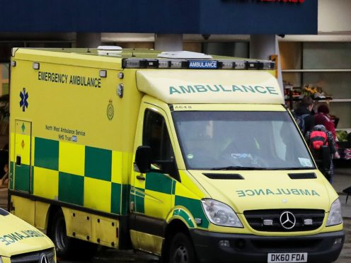 Ambulance crews will use iPads to improve patient care (Peter Byrne/PA)