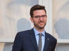 Communications Secretary to the Duke and Duchess of Cambridge Jason Knauf (Dominic Lipinski/PA)