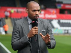Thierry Henry is backing a potential takeover bid at Arsenal (Nick Potts/PA)