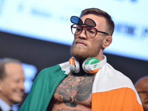 Conor McGregor is interested in buying a sports club (PA)