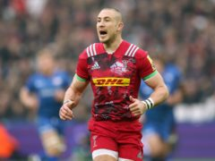 Mike Brown has played his last game for Harlequins (Paul Harding/PA)