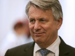 Shell boss Ben Van Beurden said his company's strategy is comprehensive (Daniel Leal-Olivas/PA)