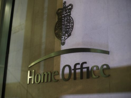 The Home Office insisted one woman's family had to pay nearly £23,000 in fees to join her in the UK (PA)