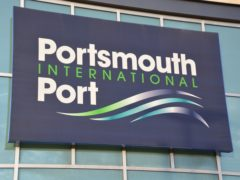 Portsmouth International Port is ready to take passengers again for staycation cruises (Ben Mitchell/PA)