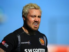 Jack Nowell has suffered a knee injury (Mark Kerton/PA)