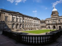 MPs have released a report on Scottish universities (Jane Barlow/PA)