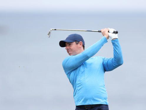 Rory McIlroy won the 2012 US PGA Championship title at Kiawah Island by eight shots (David Davies/PA)