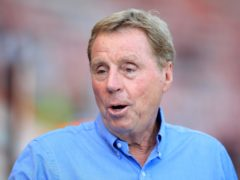 Harry Redknapp is among the stars to appear in the new video encouraging people to get their vaccine (Adam Davy/PA)